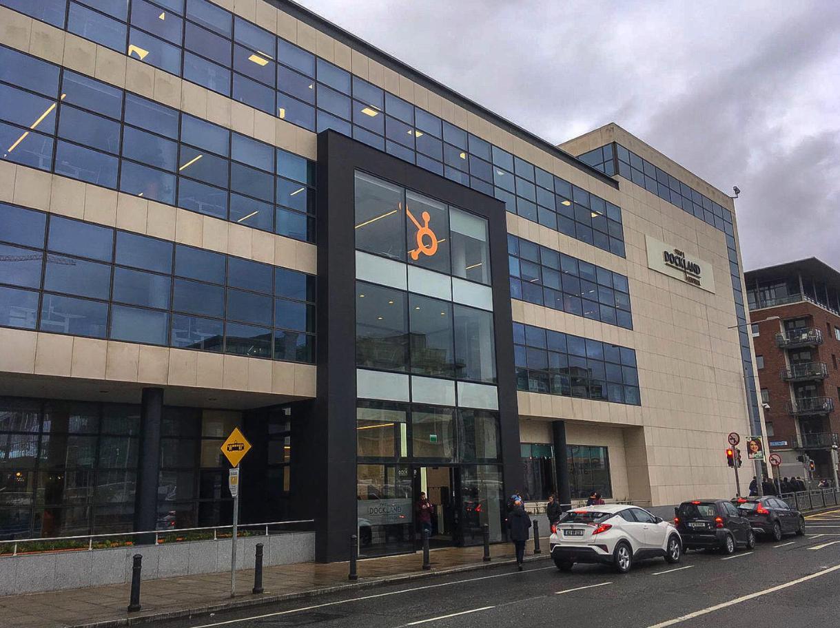 HubSpot Dublin Office